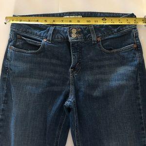 Levi's Slender Boot Cut 526 Jeans